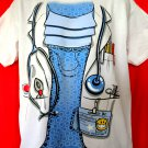 Funny Surgeon/ Doctor T-Shirt Size Large Scrubs