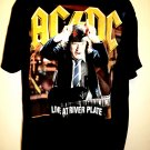 AC/DC Live at River Plate T-Shirt Size XL