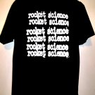 ROCKET SCIENCE T-Shirt Size Large