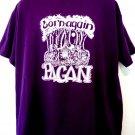 "Vintage 1991 ""Born again Pagan"" T-Shirt Size XXL"