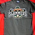 Joliet Slammers T-Shirt Size Medium Illinois Baseball
