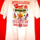 Super Bakery Round Up Dallas Texas T-Shirt Size Large TX