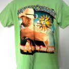 Kenny Chesney Somewhere in the Sun Tour 2005 T-Shirt Size Medium