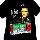Elvis Presley T-Shirt ~ I've Been To Graceland ~ Size XL