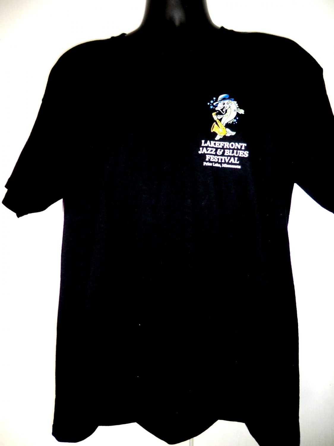 Prior lake mn jazz blues festival t shirt size large 2011 for T shirts and more prior lake mn