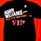 Robin Williams Tour VIP T-Shirt Size XL Weapons of Self Destruction