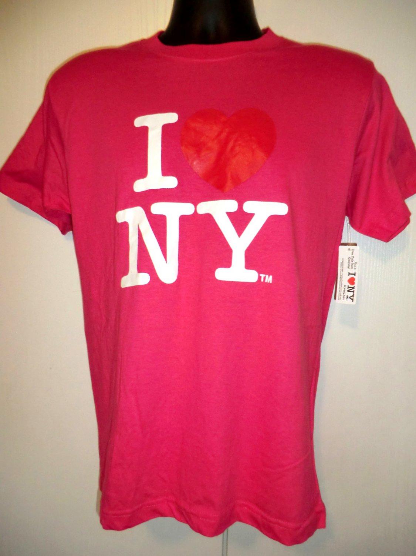 I LOVE NY T-Shirt Size Small NEW! NWT
