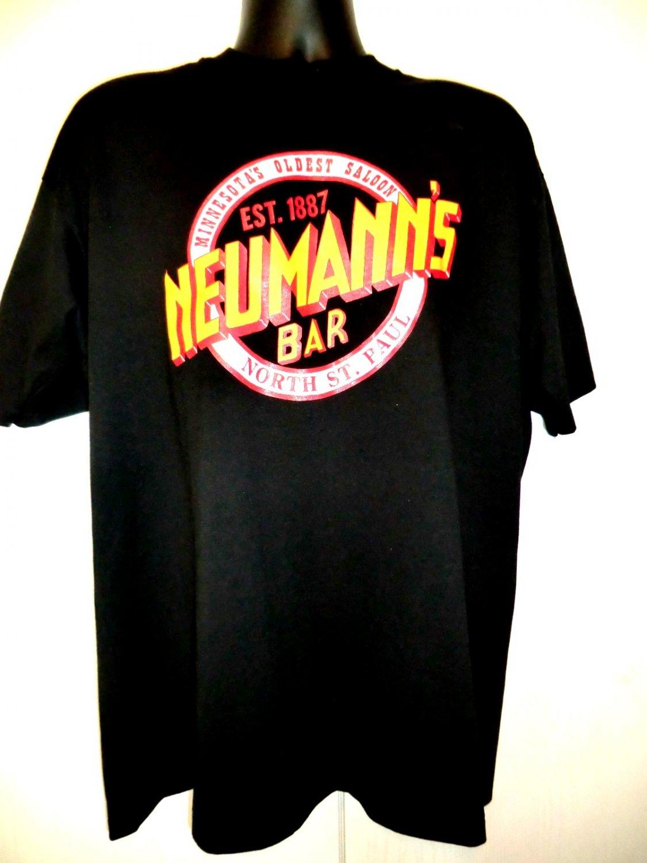 Neuman�s Bar North Saint Paul MN T-Shirt Size XL Minnesota�s Oldest Saloon