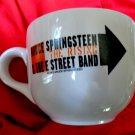 Large Bruce Springsteen & E Street Band Promo Mug 2002 The Rising