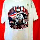 2002 New England Patriots T-Shirt Size XL Never Worn!