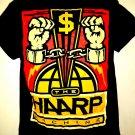 The HAARP MACHINE T-Shirt Size Large Chains Progressive Extreme Metal
