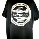 SKYHOOK 1996 Welcome Tuskegee Airmen T-Shirt Size XXL Remember Chief