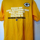 Green Bay Packers T-Shirt Size Large NWT New!