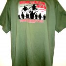 Welcome to… Palestine  Iraq Afghanistan The Road to Nowhere T-Shirt Size XL