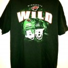 Minnesota Wild Hockey T-Shirt Size XL