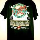 MN Minnesota Wild Hockey T-Shirt Size Large NEW NWT
