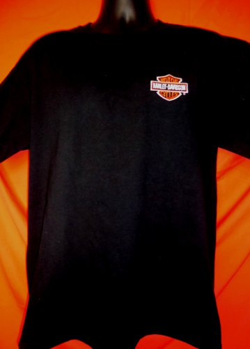 Harley Davidson T-Shirt Size Large