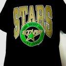 NHL Hockey Stars T-Shirt Vintage 1991 Size XL  Minnesota North Stars