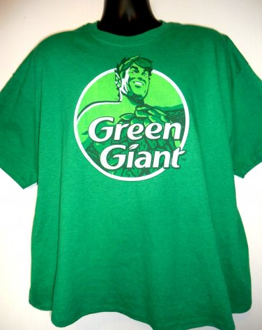 Green Giant T-Shirt Size XXL