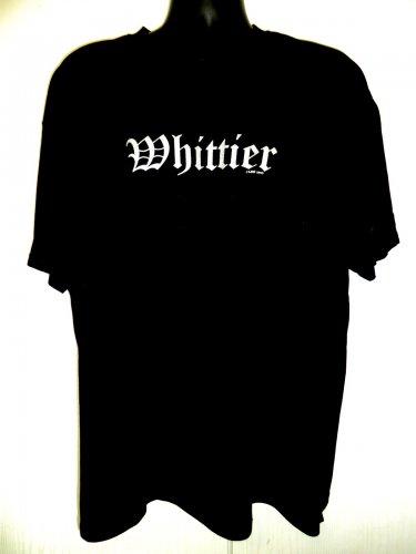 WHITTIER T-Shirt Size XL Minneapolis Minnesota MN