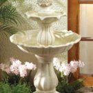 SALE ITEM!!  LOW COST - LOW SHIPPING!!!  Acorn Water Fountain - 3 tier - Indoor/Outdoor