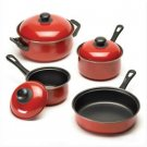 Non-Stick Cookware Set - Carbon Steel Cookware - Set of 7 SHIPS FREE