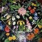 SOLD! Vintage Springbok Puzzle  PZL8021 ROMANCE OF THE FLOWERS 1968