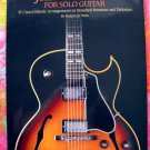 Jazz Classics for Solo Guitar by Robert B. Yelin
