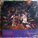 NEW Sealed Springbok Puzzle A Renaissance Christmas 1500 Pieces