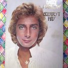 Vintage 70's Disco ~ BARRY MANILOW Greatest Hits Songbook Song Book