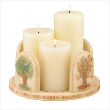 Four Seasons Candle Ring