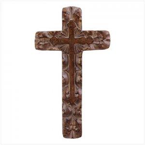 Classic Rustic Wall Cross