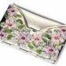 Floral Handbag Mirror