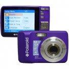 NEW Polaroid i834 Purple 8.0 Megapixel Digital Camera
