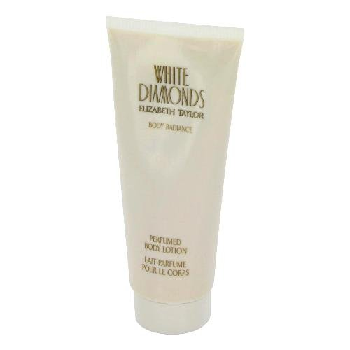NEW White Diamonds Perfume by Elizabeth Taylor for Women - Body Lotion 3.3oz