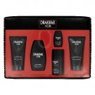 NEW Drakkar Noir Cologne by Guy Laroche for Men - Gift Set