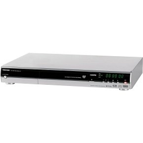 Toshiba DR5 DVD recorder with digital video output and upconversion