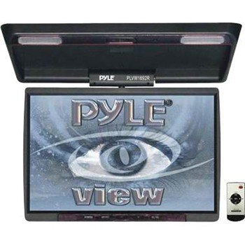 """NEW Pyle PLVW1692R 16"""" Widescreen TFT Roof Mount LCD Monitor for Car Video"""