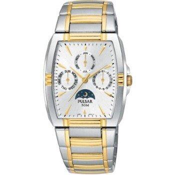 NEW Pulsar PN5004 Men's Bracelet watch