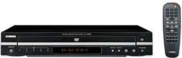 Yamaha DVC6860 5 Disc DVD Changer