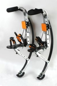 NEW Air-Trekkers 2008 Adult Model Jumping Stilt 133 - 155 lbs