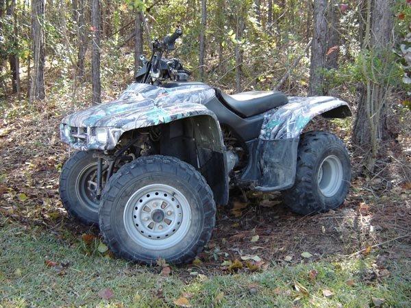 NEW Camowraps Mini Camo ATV Kit