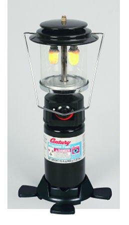 NEW Double Mantle Twin Globe Lantern