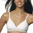 NEW Playtex White-Thank Goodness It Fits Passion-Net Wire-free