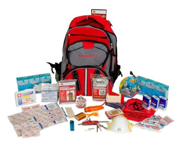 NEW Essentials Emergency Survival Kit