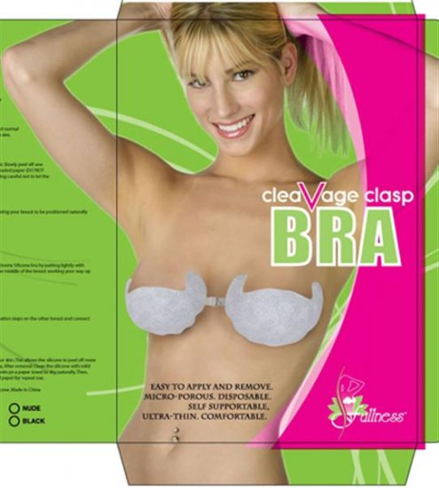 NEW Cleavage Clasp Bra by Beauty Search