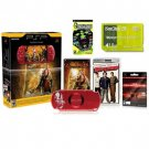 "NEW PlayStation Portable Limited Edition ""Red"" God of War Entertainment Pack with 21 Games and more"