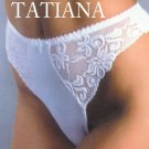NEW TASHA- lace thong