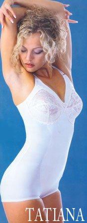 NEW 305- plus size bodysuit shaper