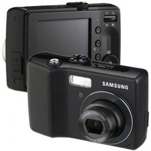 Samsung S630 6MP 3x Optical/5x Digital Zoom Camera (Black or Red)